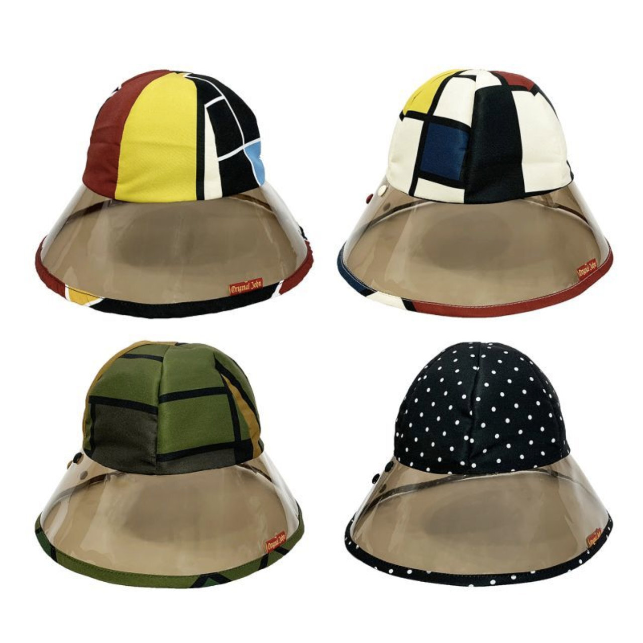 【Original John】 RETRO RAIN HAT