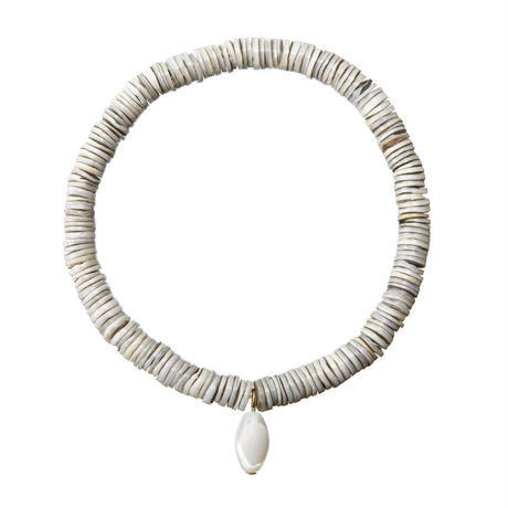 """""""1 Bracelet for 1 Meal Project"""" Bracelet - Trochel / Gray"""