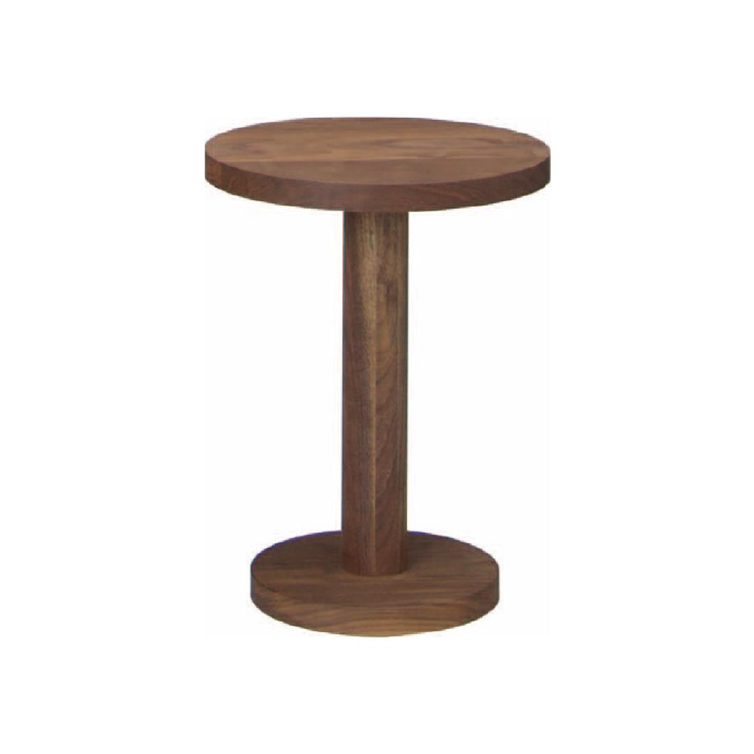 リノ サイドテーブル S ウォールナット