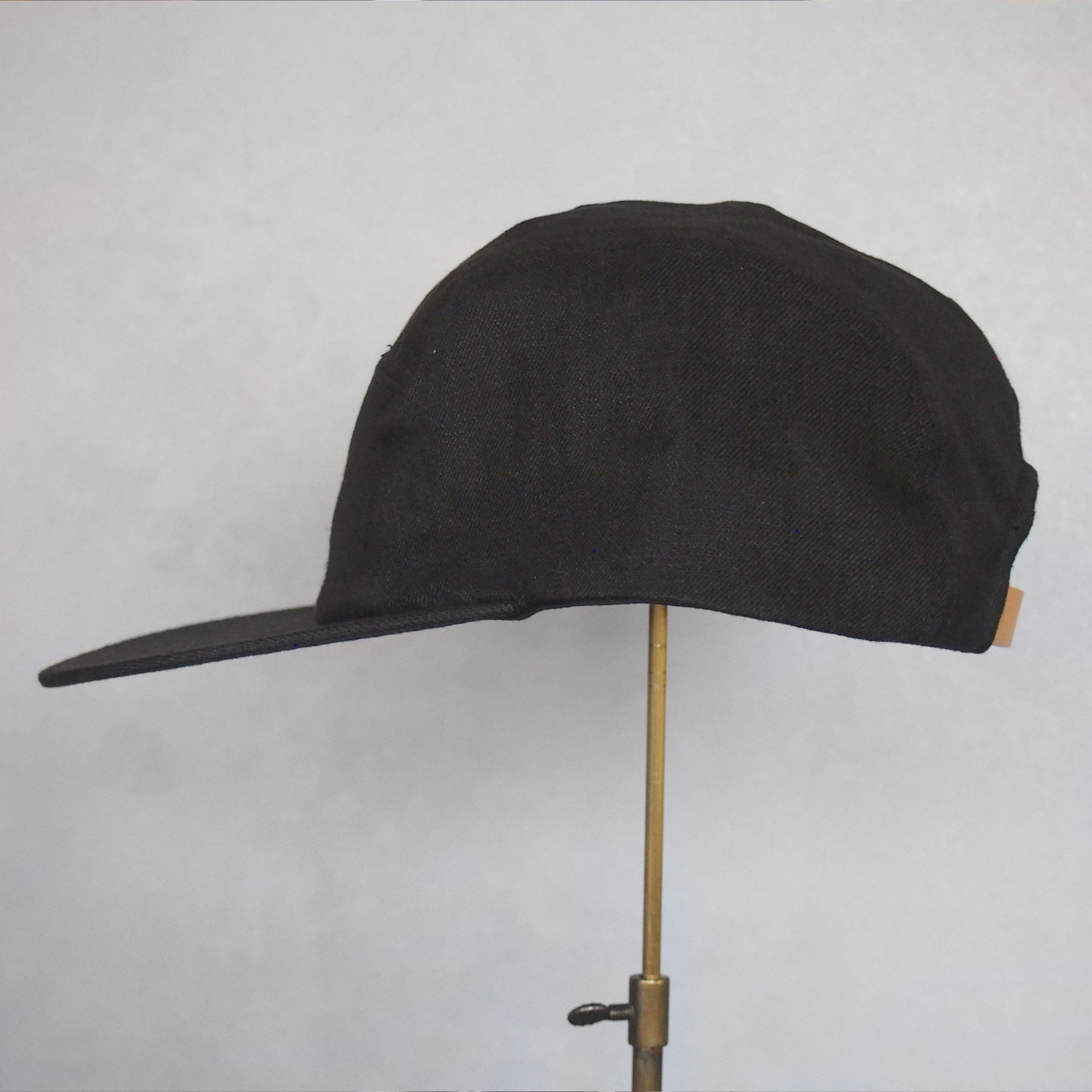 Nine Tailor Stock Cap Black