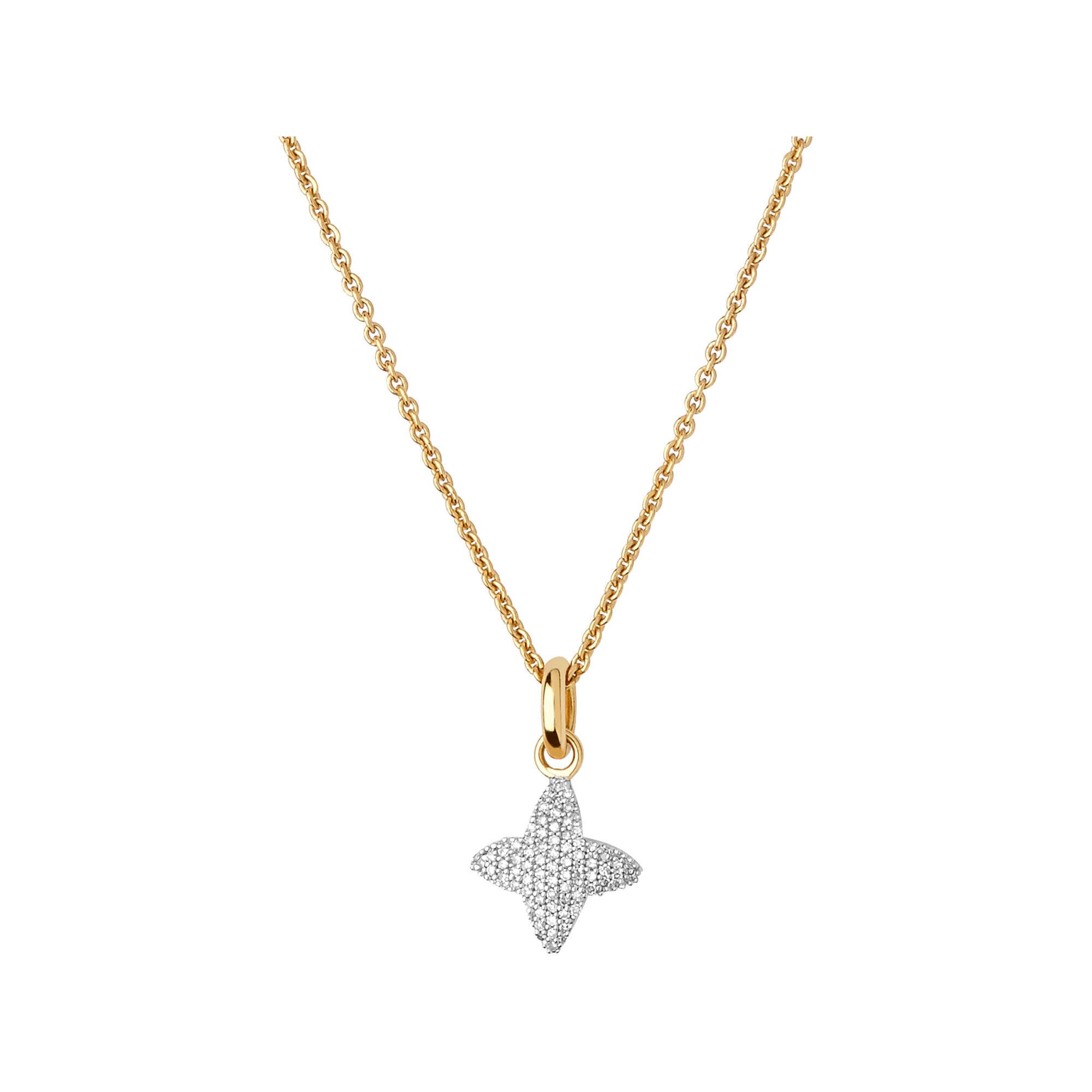 スプレンダー ダイヤモンド ネックレス