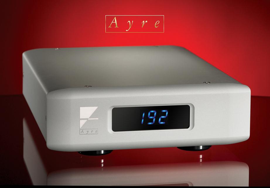 Ayre QB-9 2xDSD (USB DAC)