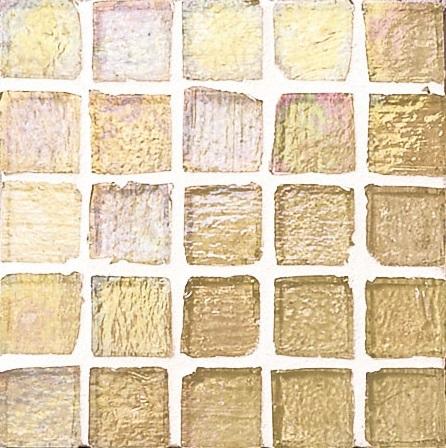 Staind Grass Mosaic【Sage/Pearl】ステンドグラスモザイク【セ-ジ/パ-ル】