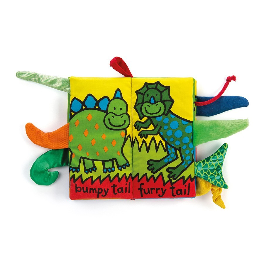 Dino Tails Book_BK444ND