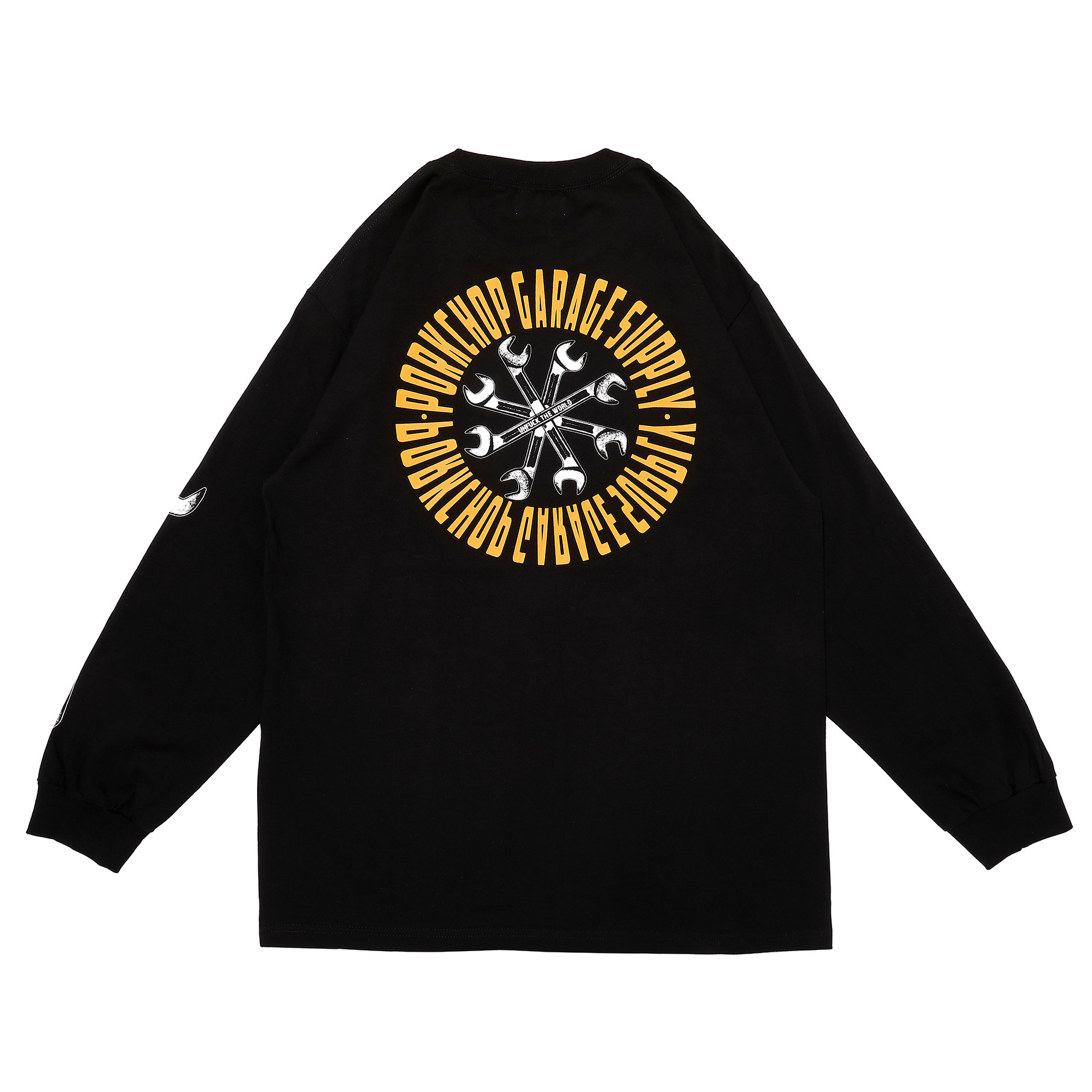 Wrench L/S TEE/BLACK