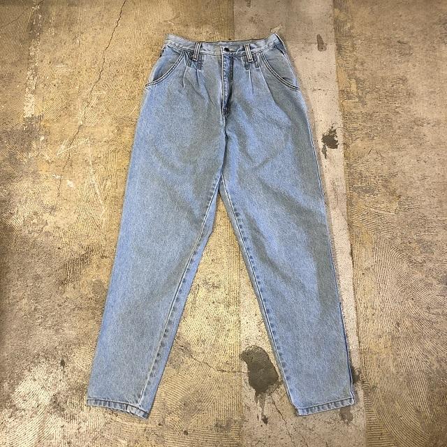 80's Bill Blass Light Blue Jeans
