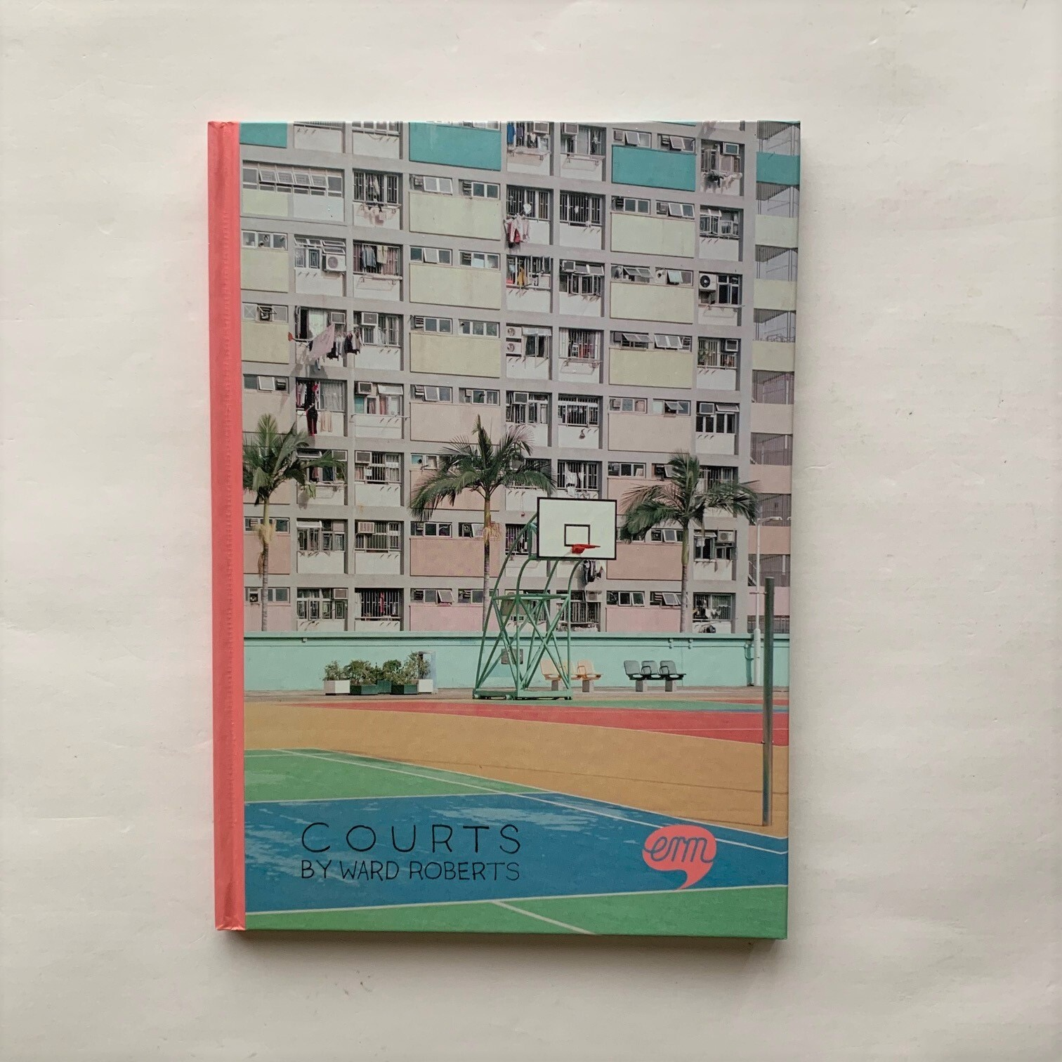 Courts by Ward Roberts / Erm Books