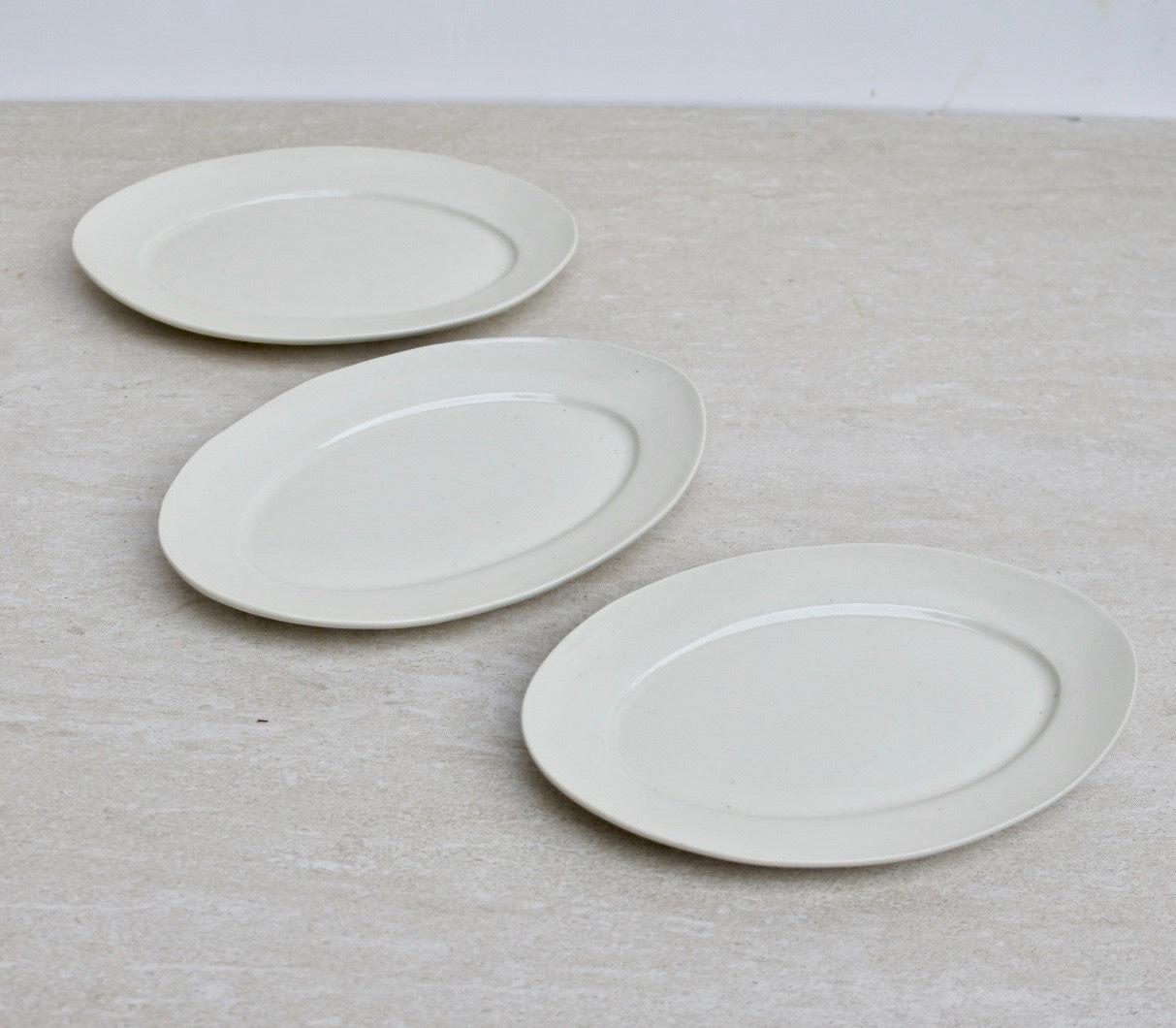 宮田 竜司/オーバル皿(中皿)