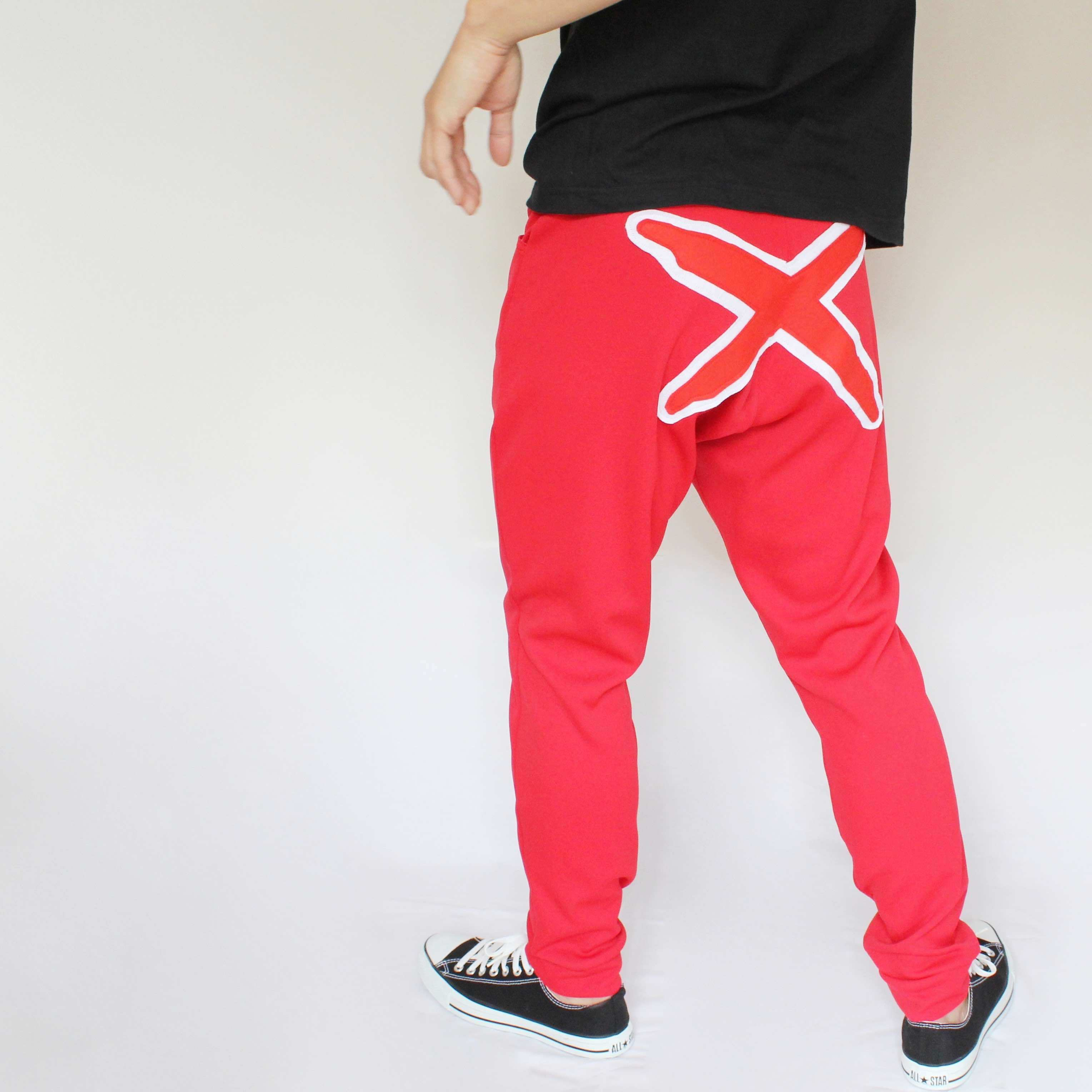 swoon pants RED ICON - 画像1
