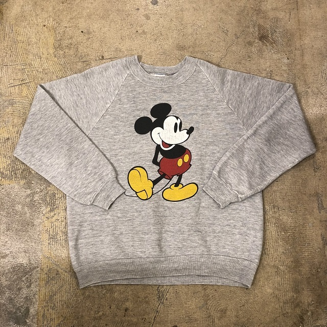 Vtg Mickey Mouse Sweat Shirt