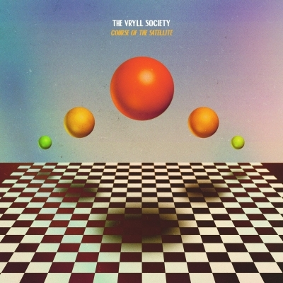The Vryll Society / Course Of The Satellite(Ltd Red LP)