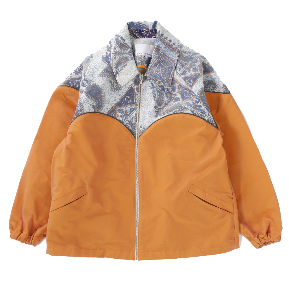 paria /FARZANEH  Blouson Orange