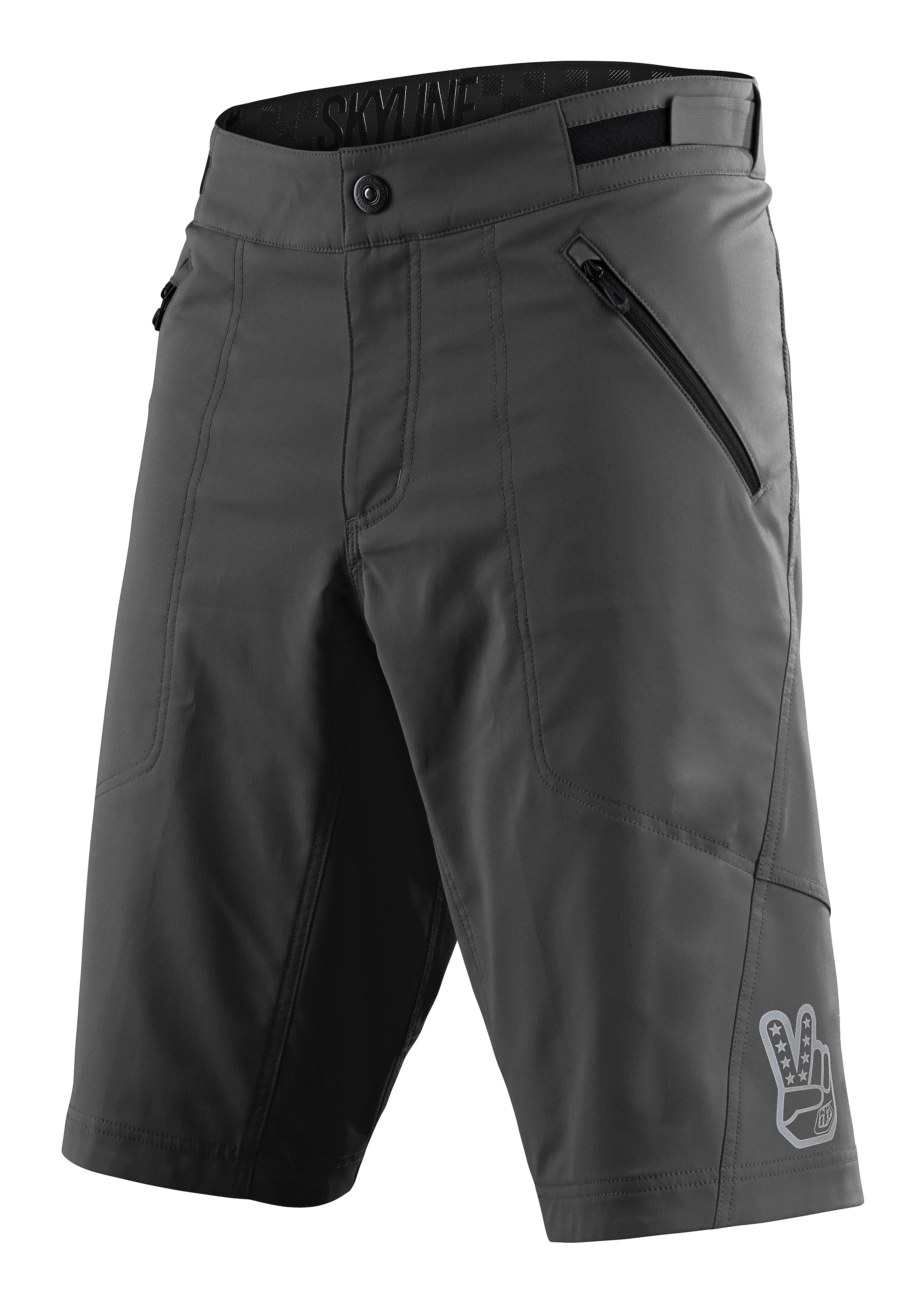 20TLD_SKYLINE SHORTS BLACK