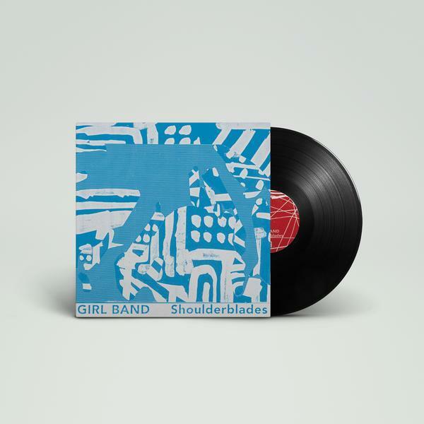 Girl Band / Shoulderblades(750 Ltd 12inch Single)