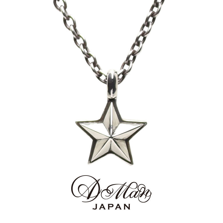 A Man Star Studs Necklace エーエムエーエヌ スタースタッズネックレス