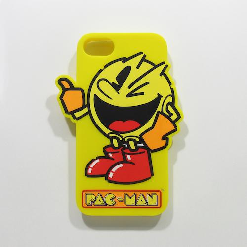 PAC-MAN / シリコンカバー (パックマン黄)