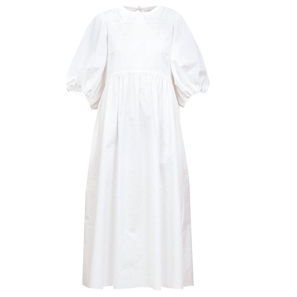 CECILIE BAHNSEN METTE DRESS