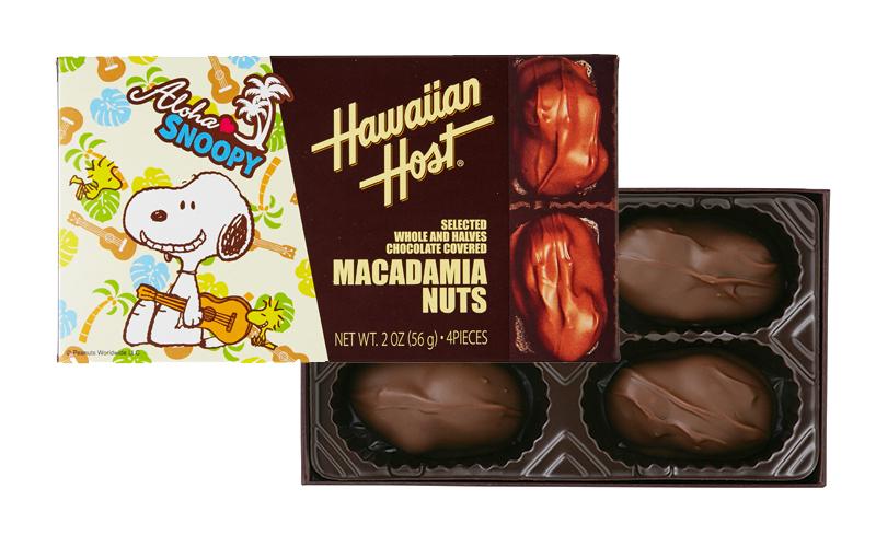 Hawaiian Host キャラクターチョコレート