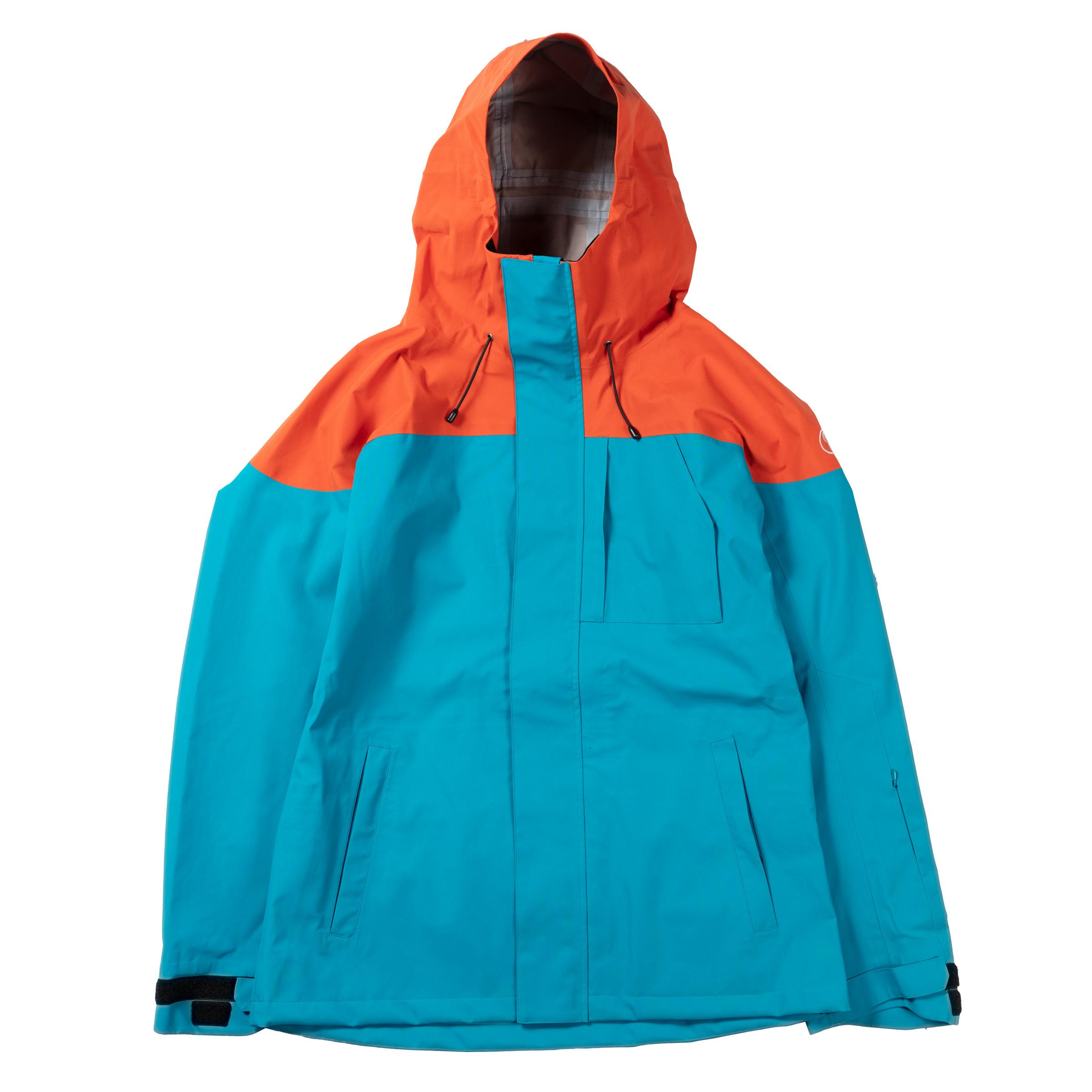 2021unfudge snow wear // PEEP JACKET // BLUE / 10月中旬発送