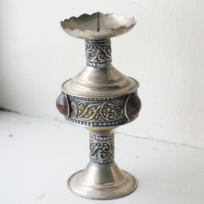 キャンドルホルダー/77/ 真鍮 / MOROCCO モロッコ