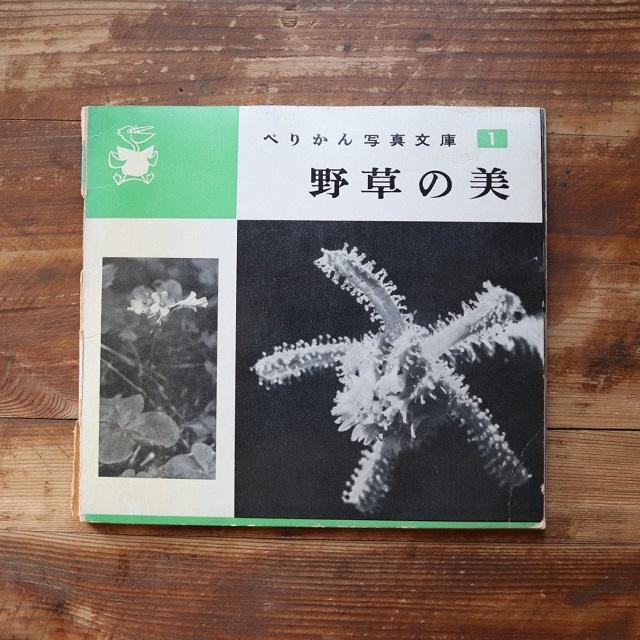 野草の美 ペリカン写真文庫1 / ペリカン写真文庫編集部