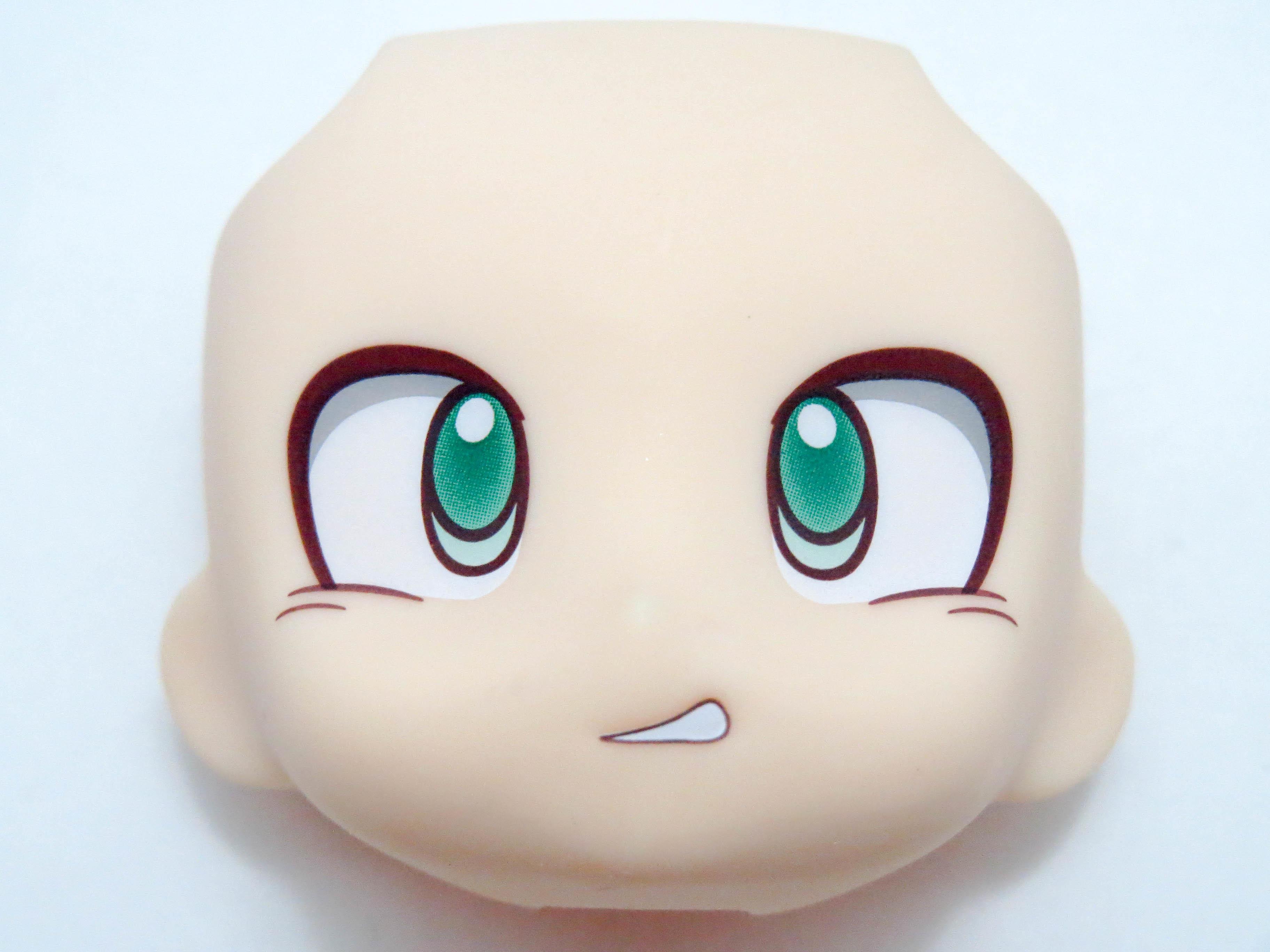 【SALE】【685】 ロックマンX 顔パーツ 戦闘顔 ねんどろいど