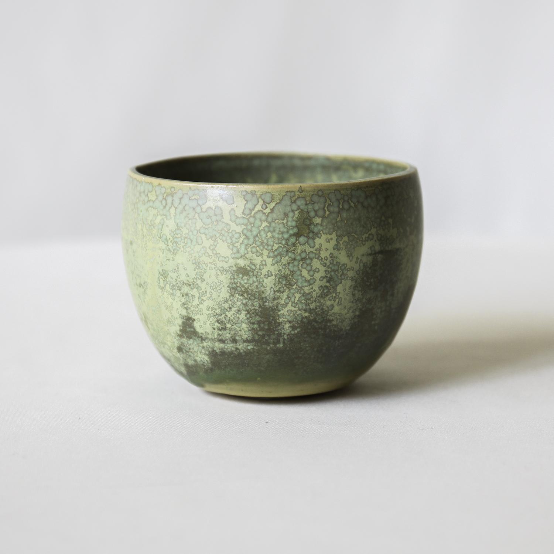 Bowl Pot(Nostalgia Green※窯変)SMALL