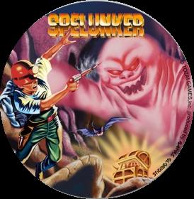 SPELUNKER 缶バッジ ファミコン版