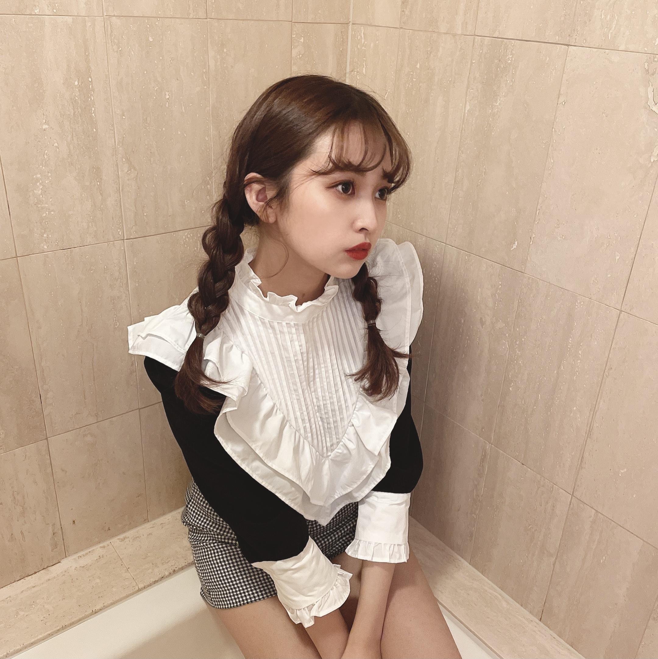 【Désir original】parfait docking blouse