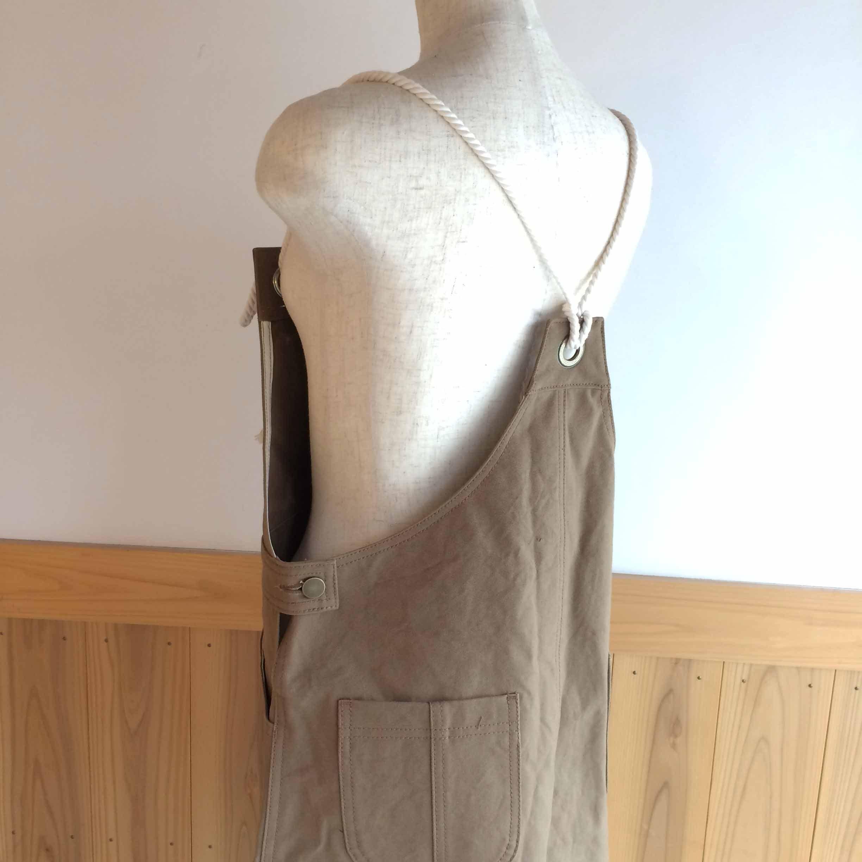 帆布ジャンパースカート CA
