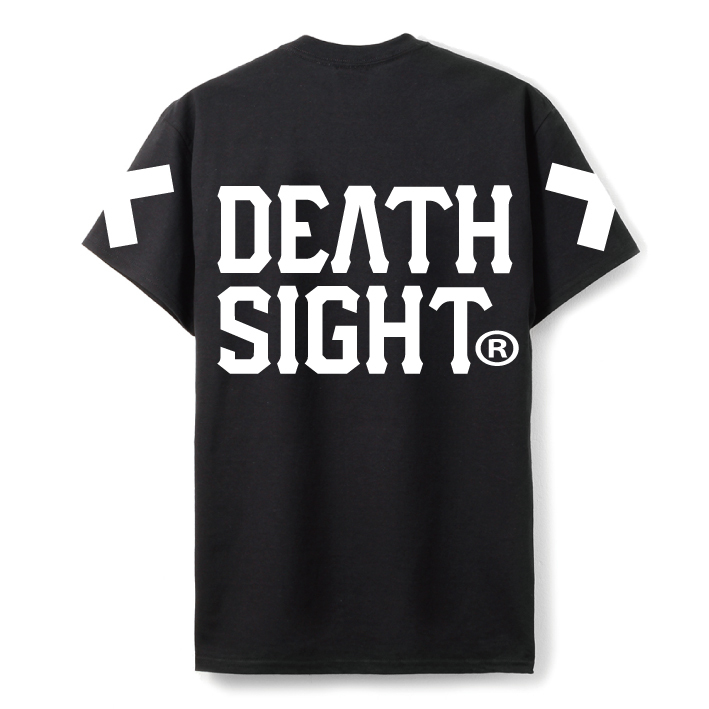 deathsight 17S TEES / BLACK - 画像2