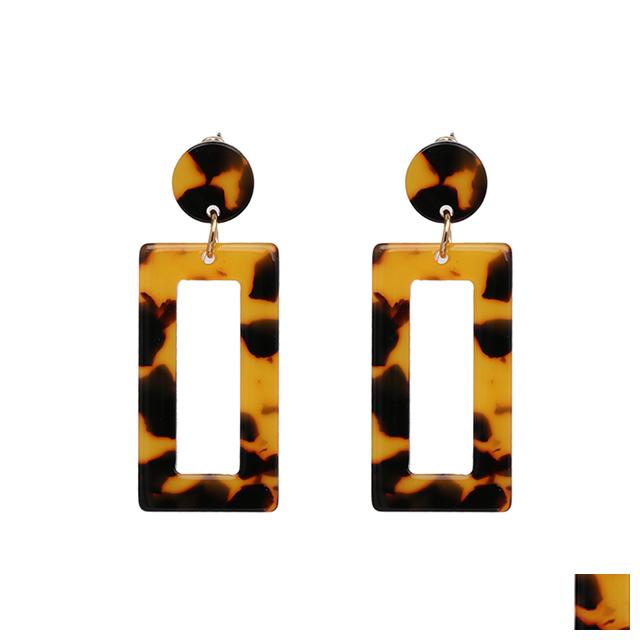 animal square pierce