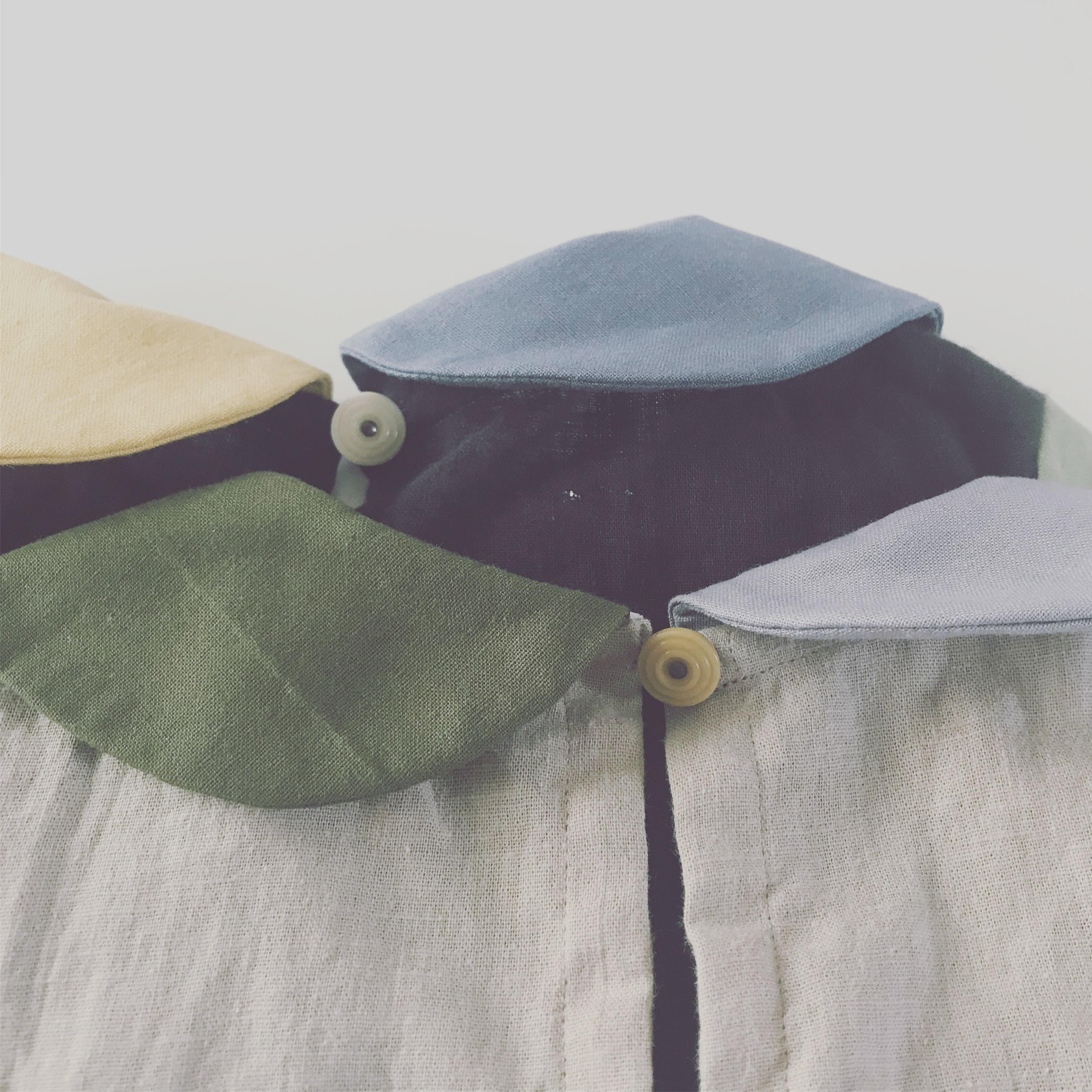 【お教室】03palette丸襟シャツ(男の子)