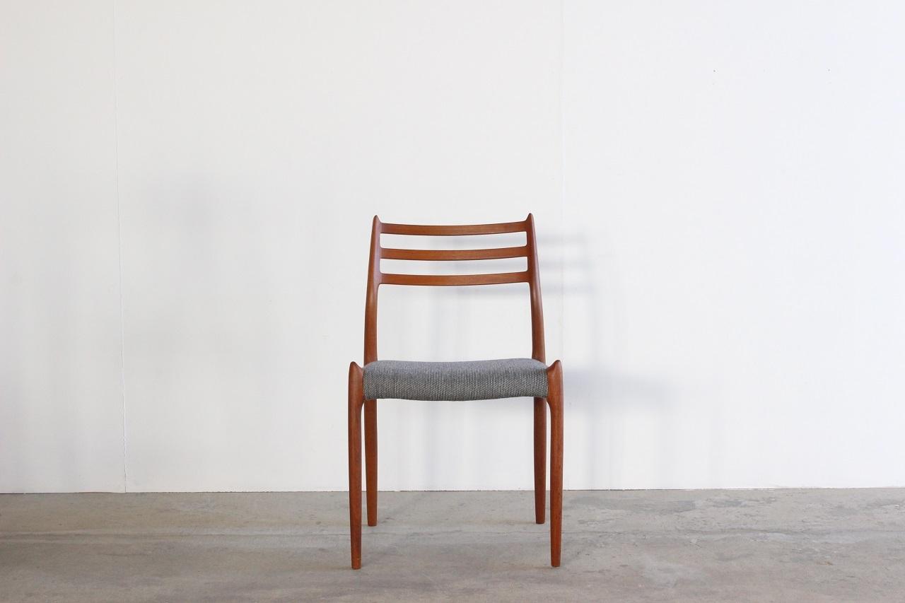 Chair No.78 Teak / Nils O. Moller