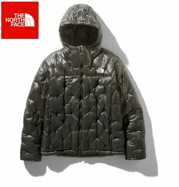 ノースフェイス 中綿 ジャケット ポラリスインサレーテッドフーディ THE NORTH FACE Polaris Insulated Hoodie NY81902 ニュートープ