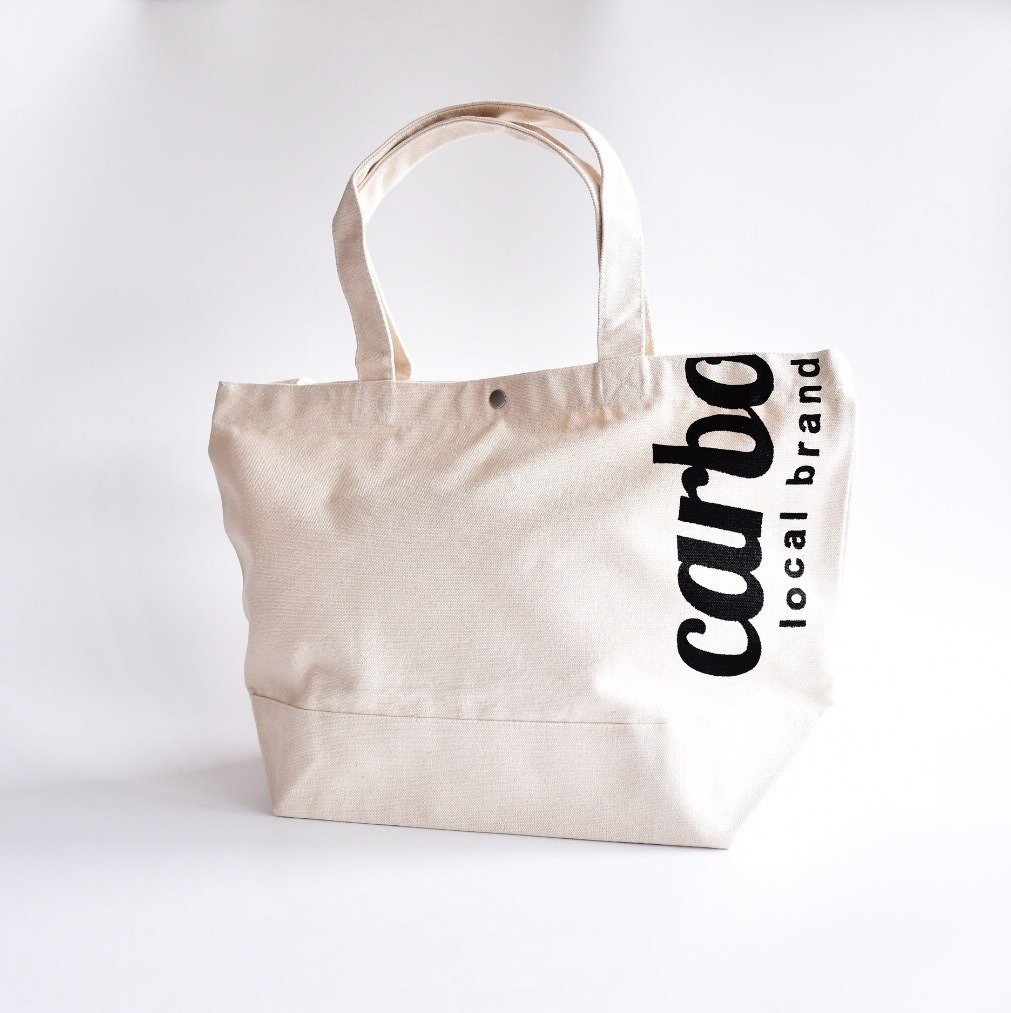 carbonic CANVAS tote bag