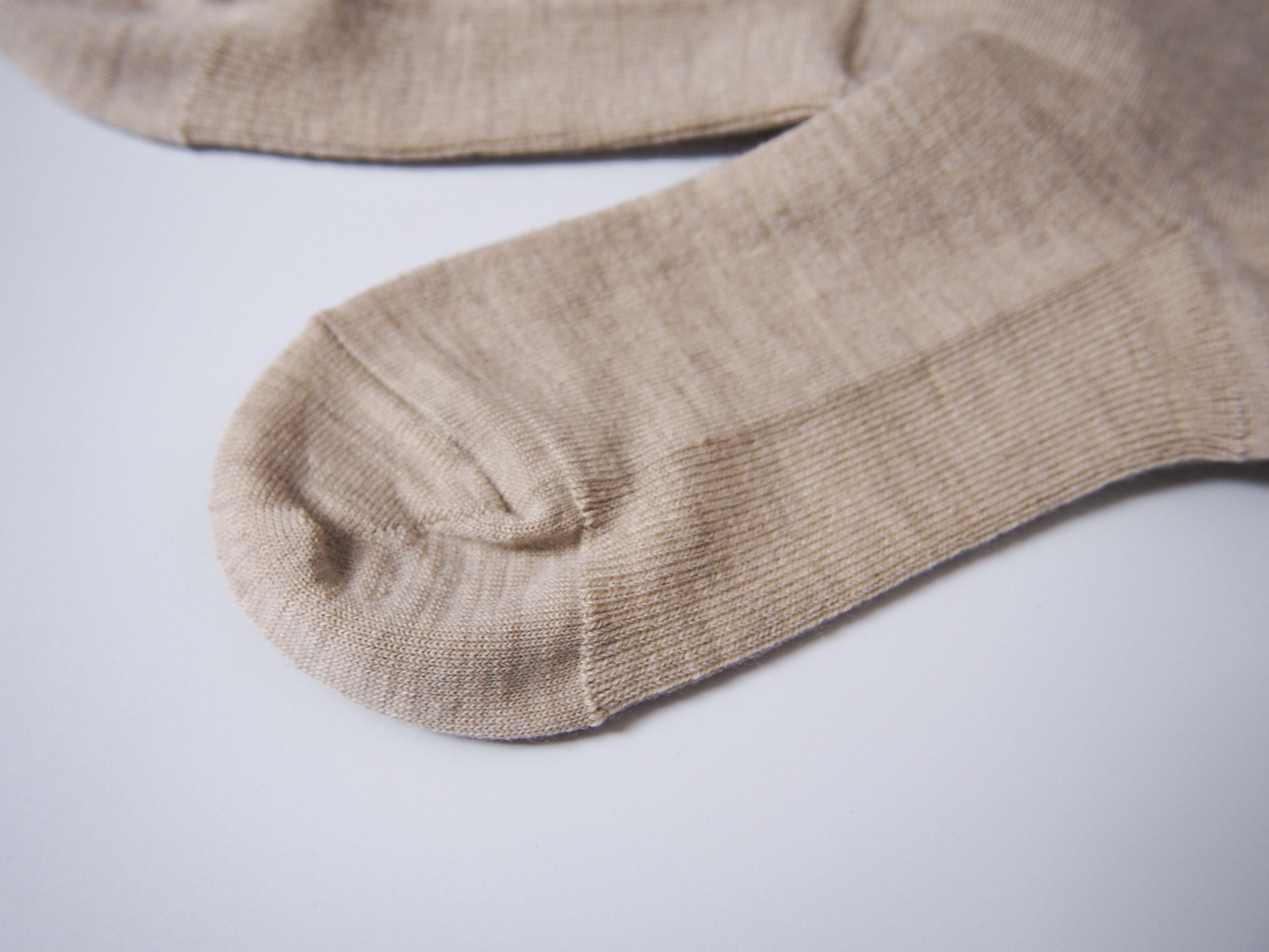 evam eva preshrunk wool socks