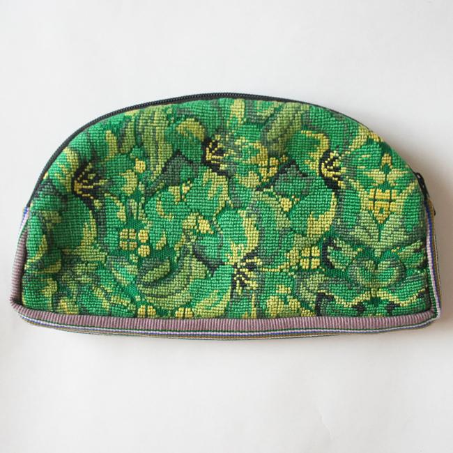 民族衣装の織りポーチ /297c/ GUATEMALA グアテマラ