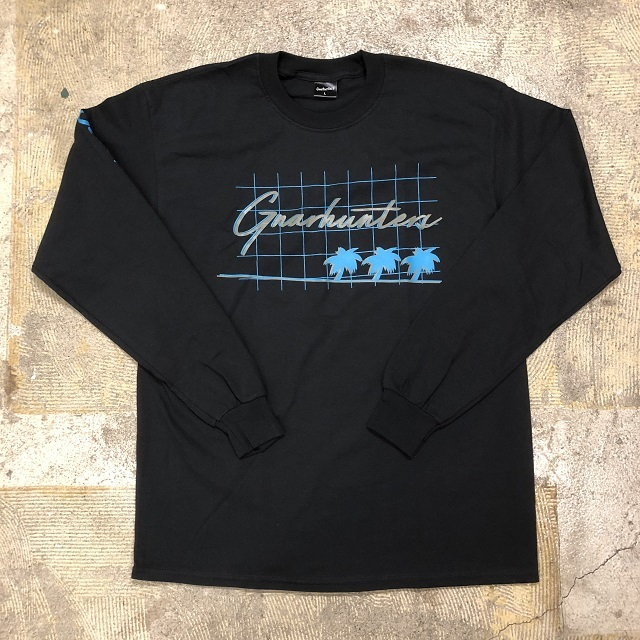 GNARHUNTERS #California long sleeve