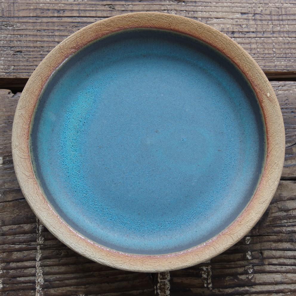 やちむん【空~KOO~】6寸皿