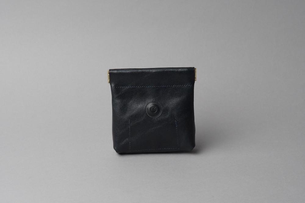 ワンタッチ・コインケース ■ブリリオ ネイビー■ - 画像2