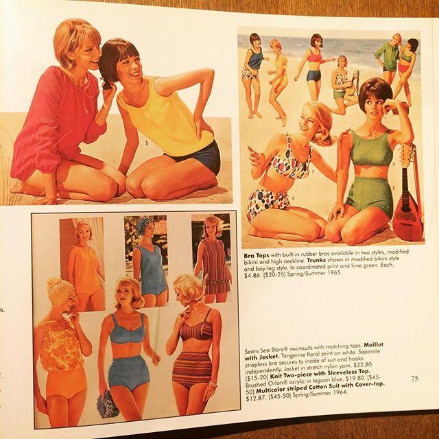 ファッションの本「Fashionable Clothing: From the Sears Catalogs - Mid 1960s」 - 画像3