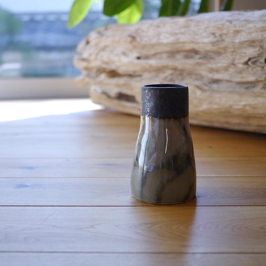 陶器  バド ブラウントップ