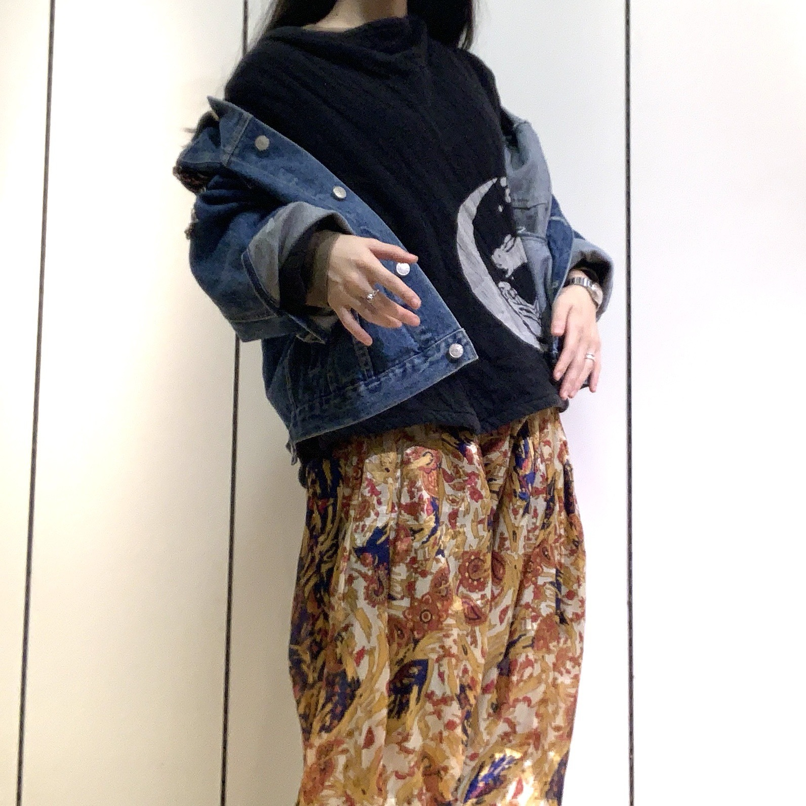 drm-052 メンズ デニムジャケット