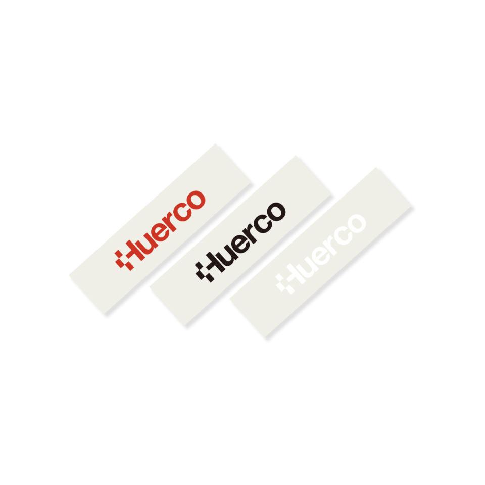 Huerco(フエルコ) カッティングステッカー 長型 Lサイズ(r17a2502)