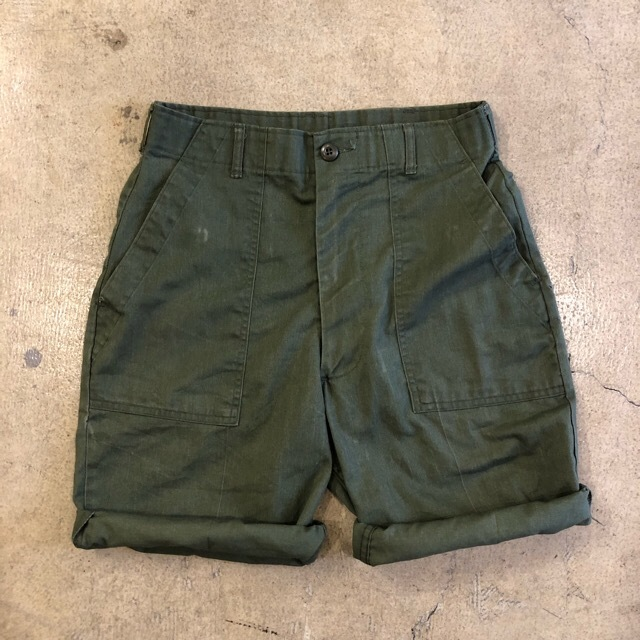 80's Baker Short Pants