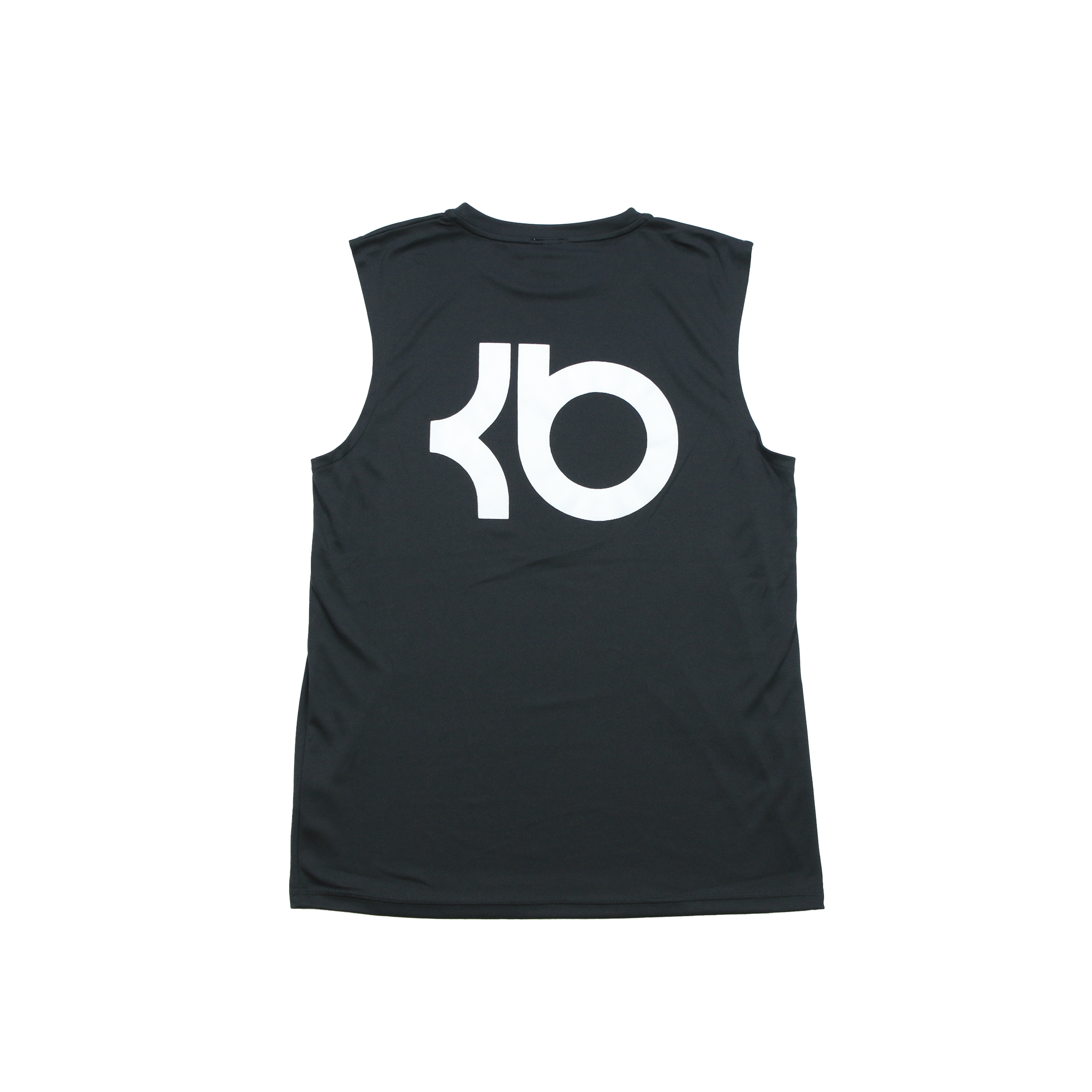 KB Training Day No Sleeve DRY. [BLACK]