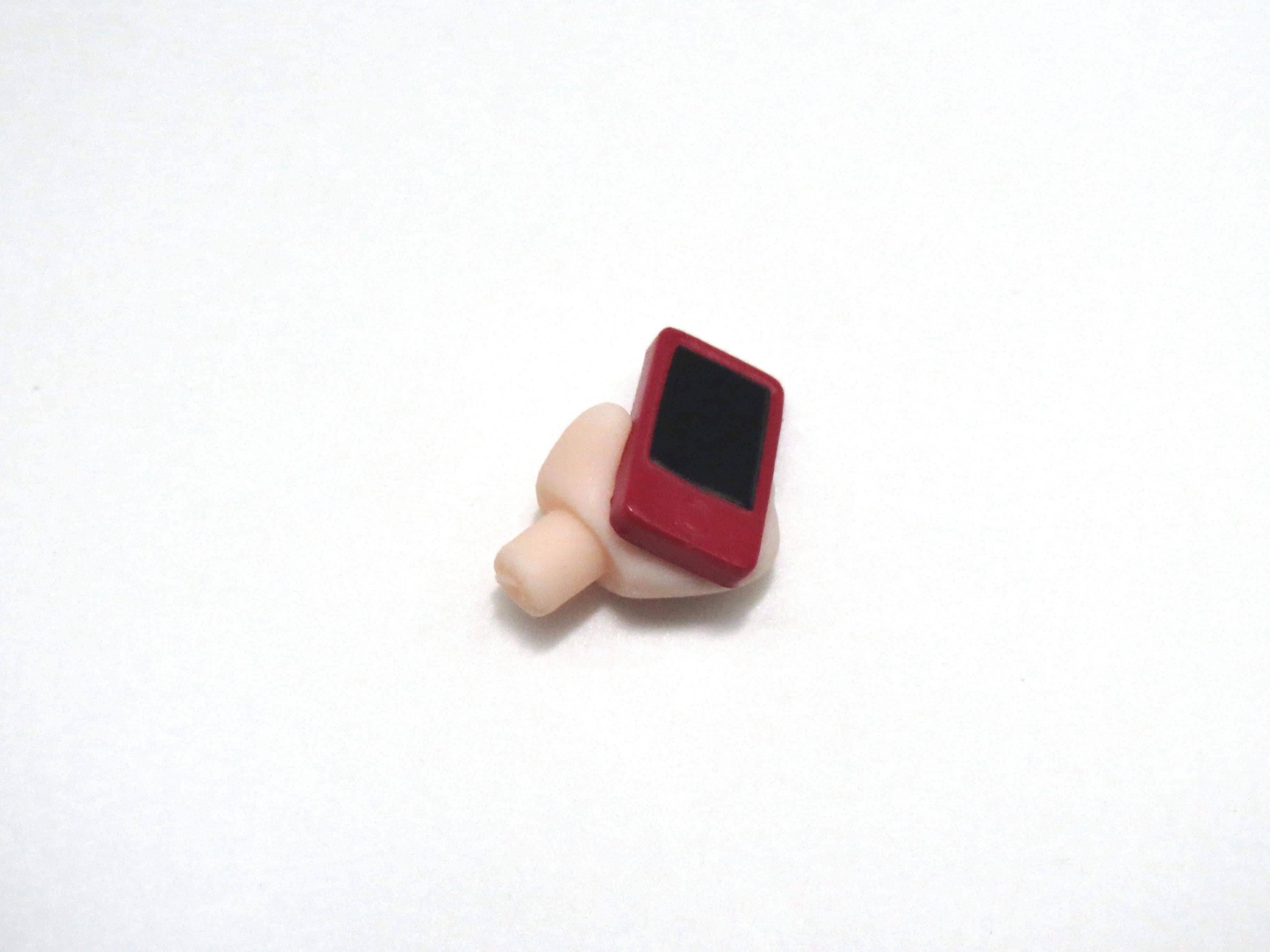 再入荷【572】 西木野真姫 練習着Ver. 小物パーツ 携帯電話 ねんどろいど