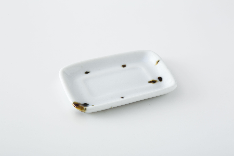 長方豆皿:02 / 人見 和樹
