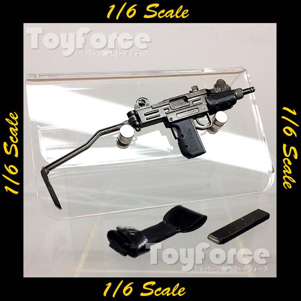 【03516】 DAMToys ギャングスターズ GK9 ミニ ウージー UZI 武器